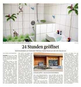 Presseartikel Grohnder Fährhaus Camping