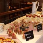 Famileinbuffet im Grohnder Fährhaus - Dessert