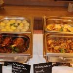 Famileinbuffet im Grohnder Fährhaus - Deftig