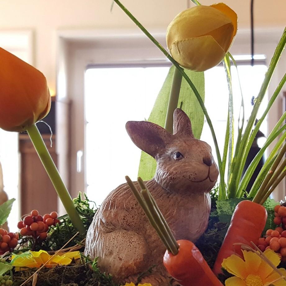 Osterlunch im Grohnder Faehrhaus