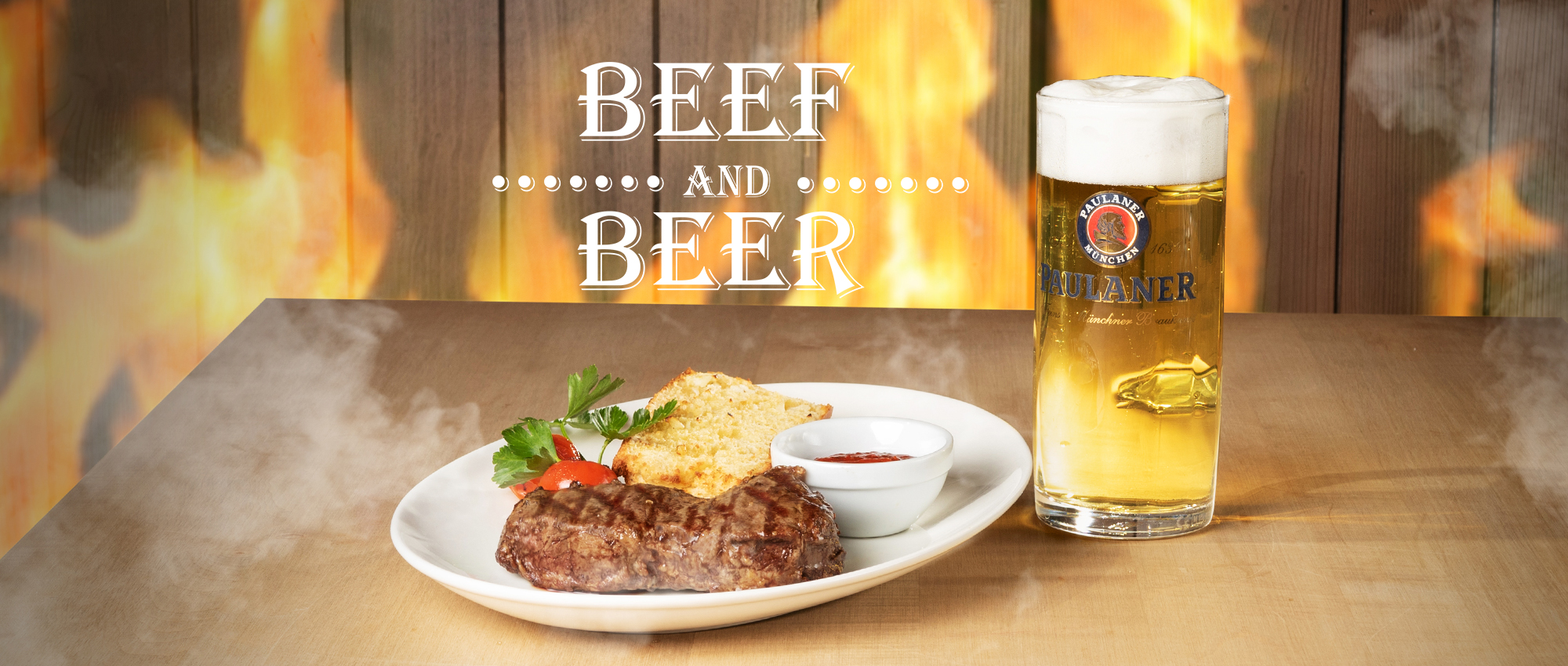 Wirtshaus Grohnder Fähre - Beef and Beer