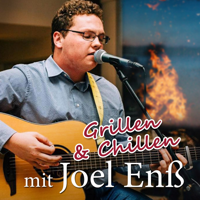 Joel Enß Live am Grohnder Fährhaus