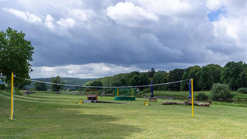 Volleyballfeld Grohnde